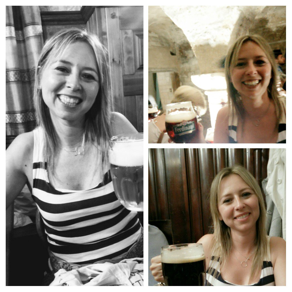 El tour de las cervezas. #Praga #BlondieOnTour #birramodoONpic.twitter.com/hxke6wGhBO
