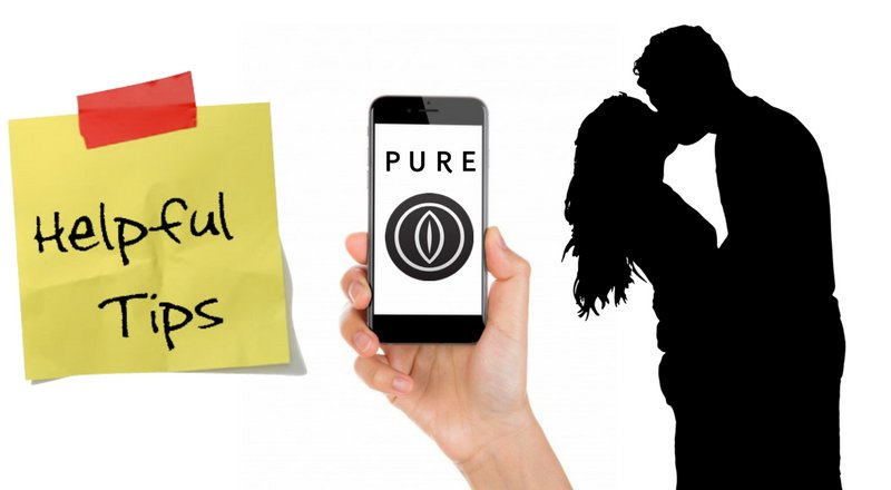 Pure dating app android release date