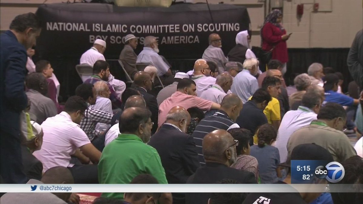 rosemont muslim The isna annual convention is an opportunity for muslim communities across north america to  rosemont, il 60018 phone: 847-692  islamic society of north america.