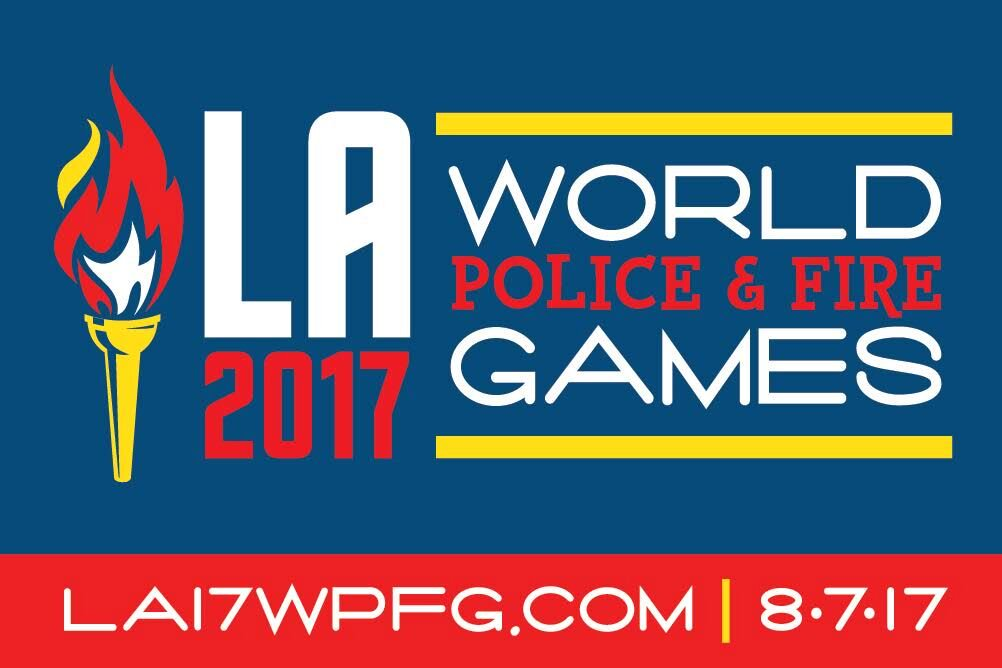 Image result for 2017 la world police and fire games