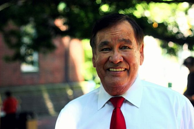 79 Years Young and Looking GREAT: Happy Birthday, Billy Mills!