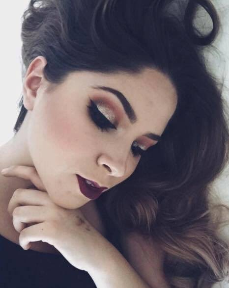 Look de maquillaje express para graduación