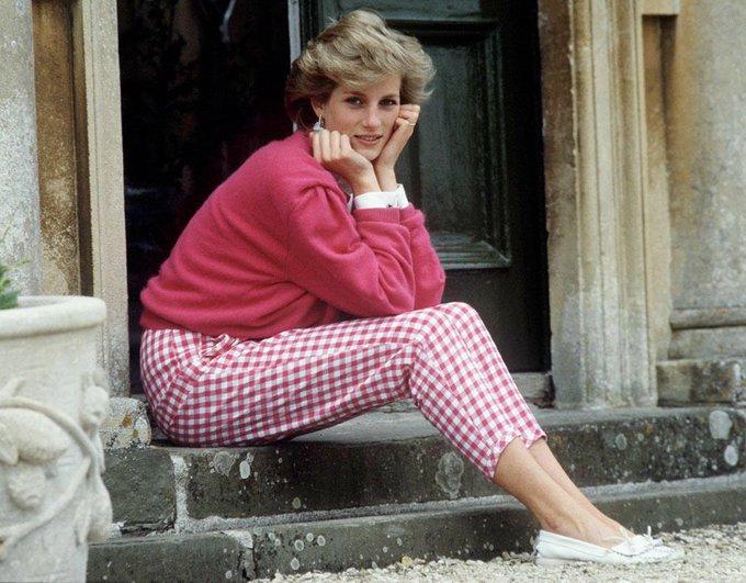 Happy 56th birthday princess diana, u were and still are an icon, love u boo