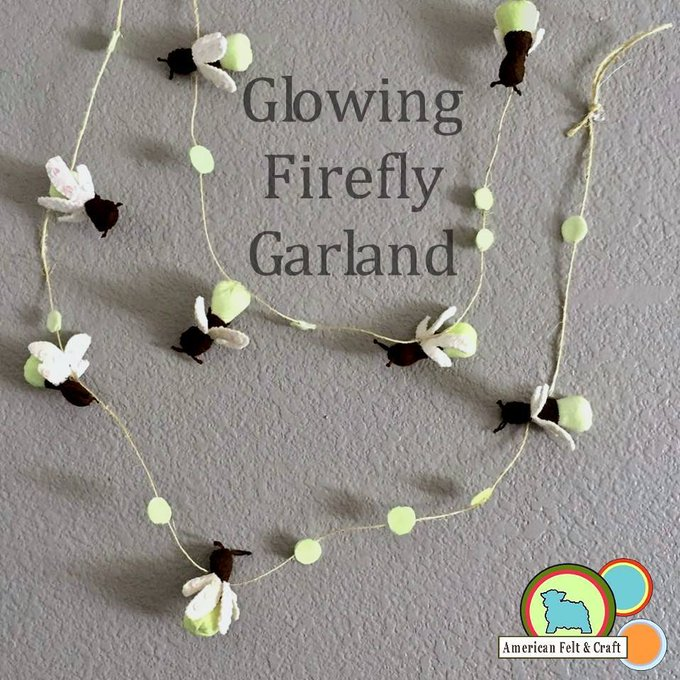 Firefly Garland