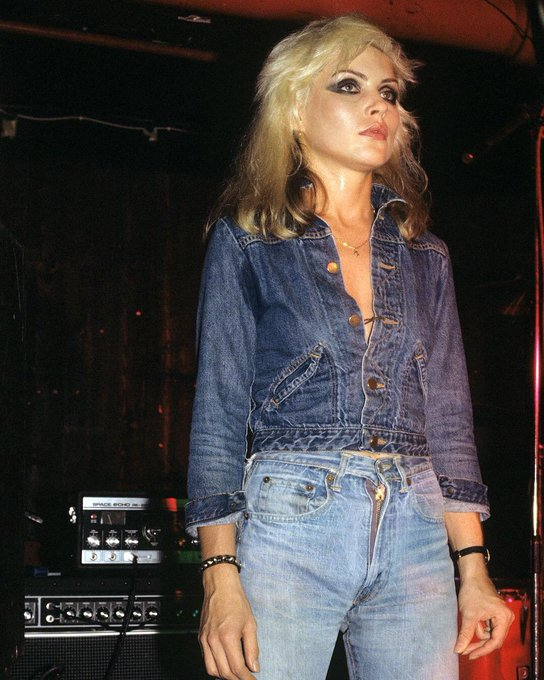 Happy birthday to the queen of new wave and punk rock! Debbie Harry