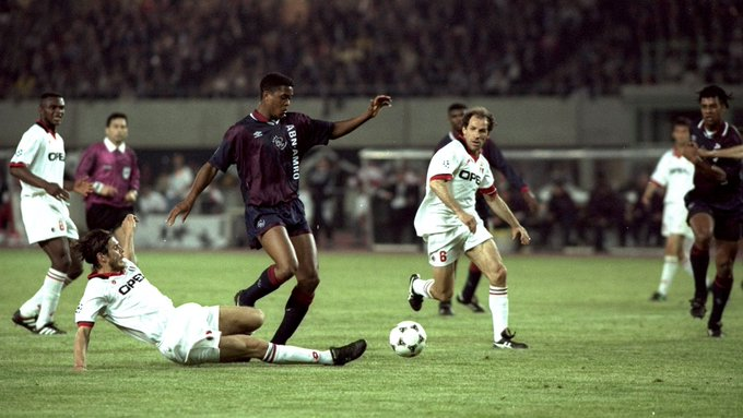 Happy birthday to Patrick Kluivert.  The youngest goalscorer ever in a final at 18 years, 327 days old.