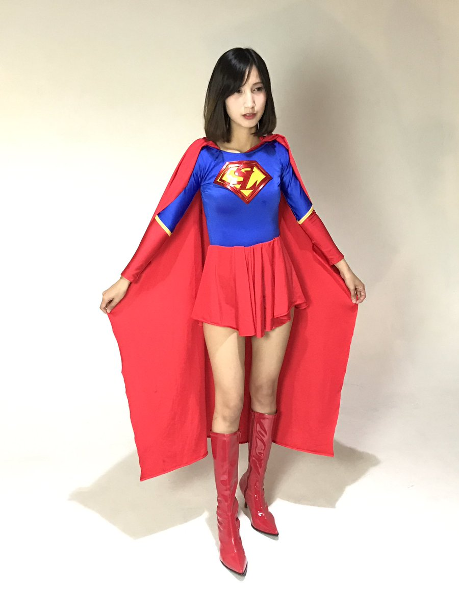 Sexy Superheltmodeller Naken