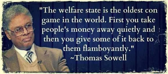 Today is Thomas Sowell\ birthday! Happy birthday, professor