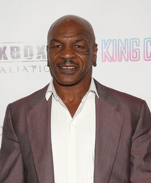 Happy 51st Birthday to Boxer Mike Tyson !!!