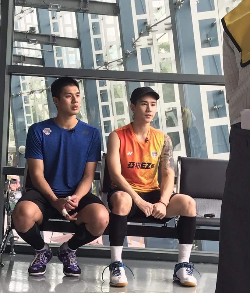 "IG Badminton Now on Twitter ""Lu Ching Yao Yang Po Han TaipeiGPG"