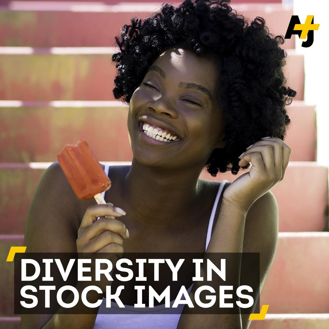 These black women didn't see themselves in stock images. So they decided to change that.
