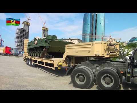 اذربيجان تتسلم كميه من الاسلحه الروسيه  DDndA5UVoAA9FX1