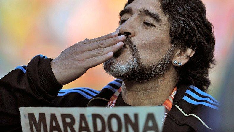 Maradona Day a Napoli in Diretta TV