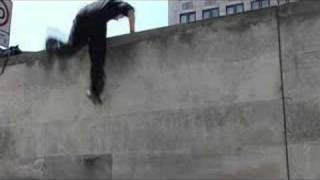 Learn Freerunning and Parkour