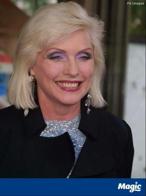 Music Happy 72nd Birthday   to  Debbie Harry of