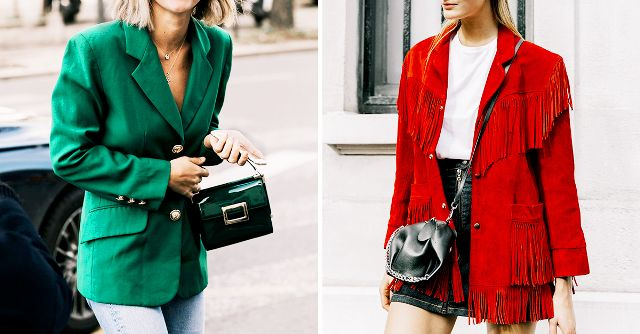 Hear Us Out: You Don't Need to Be Afraid of Wearing Color