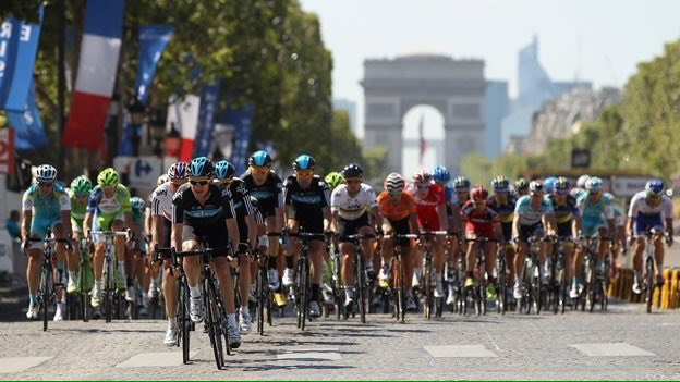 TOUR de France 2017 Tappa 1 Dusseldorf Crono Streaming Gratis in Diretta Rai | CICLISMO