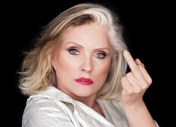 Happy Birthday Deborah Harry! deborahharry