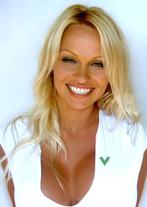 Happy Birthday Pamela Anderson