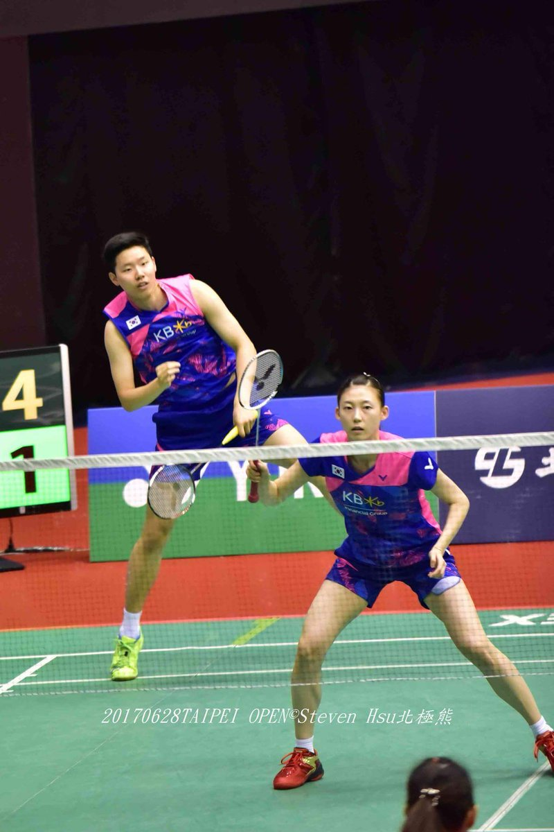 "IG Badminton Now on Twitter ""Seo Seung Jae Kim Ha Na ke Final"