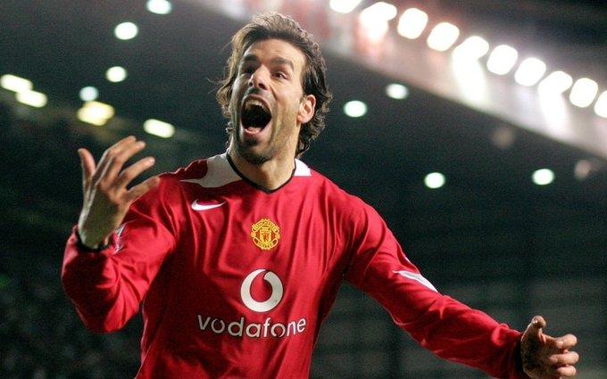 Happy birthday to my football hero, Ruud van Nistelrooy!!
