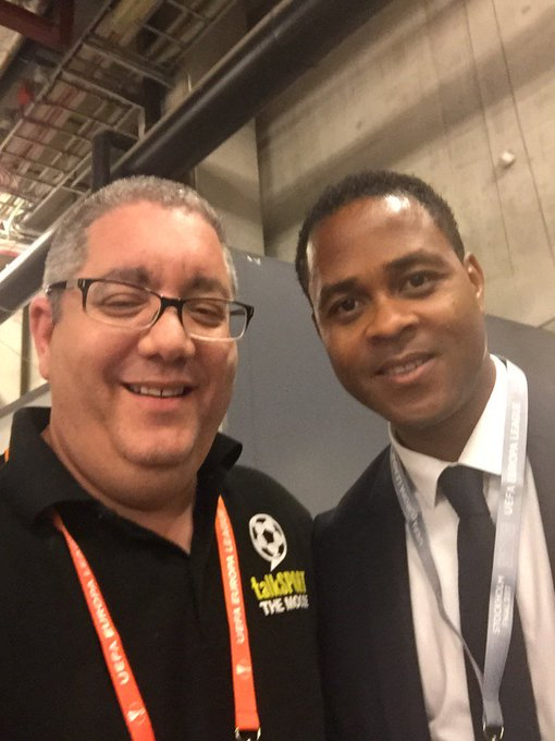 Happy 41st birthday to ex Newcastle & Holland striker Patrick Kluivert, have a great day my friend