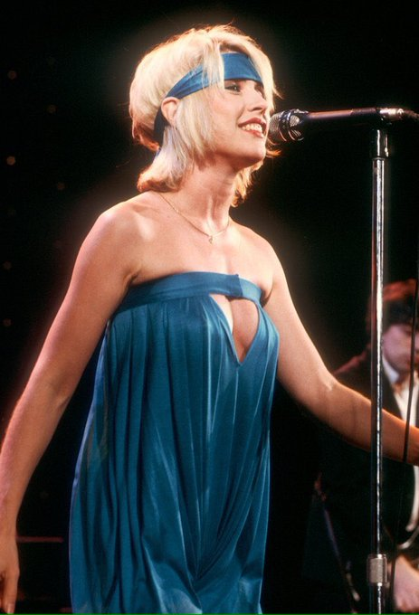 Happy Birthday to the amazingly beautiful and talented Debbie Harry born on this day 1945