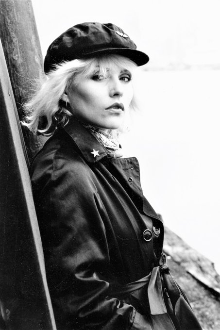 Happy 72th birthday Deborah Harry! (Blondie)