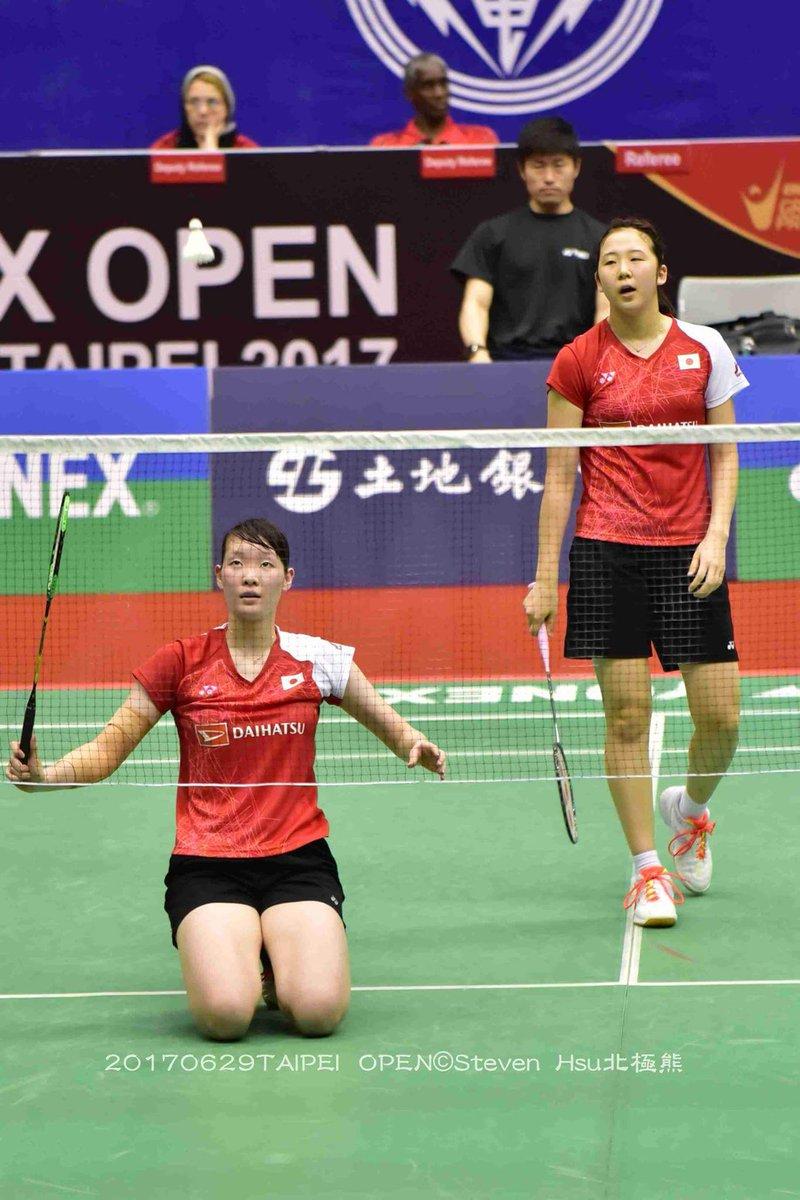 "IG Badminton Now on Twitter ""Mayu Matsumoto Wakana Nagahara"