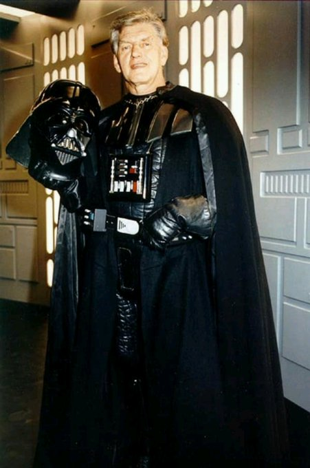 Today, David Prowse turns 82. Happy birthday