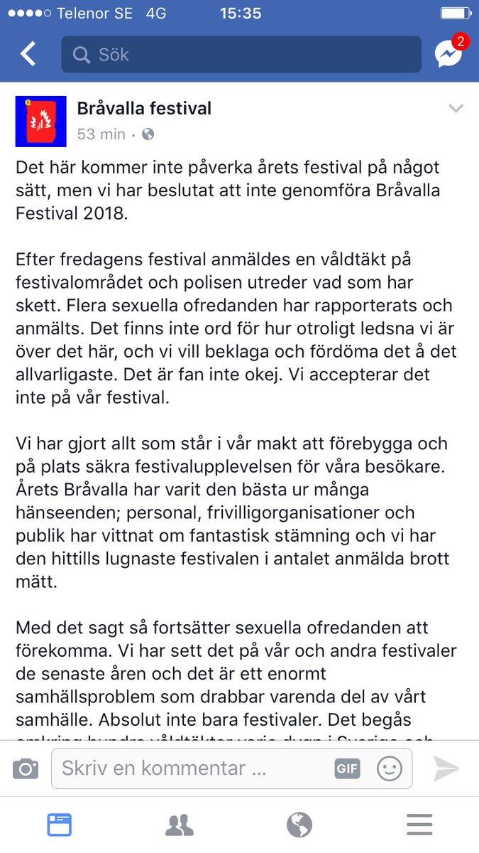 Lugnaste festivalen hittills 2