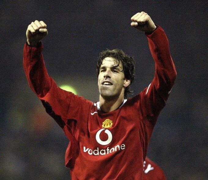 Happy 41st Birthday Ruud van Nistelrooy.Goal Machine   Games - 219 Goals - 150 Trophies - 4