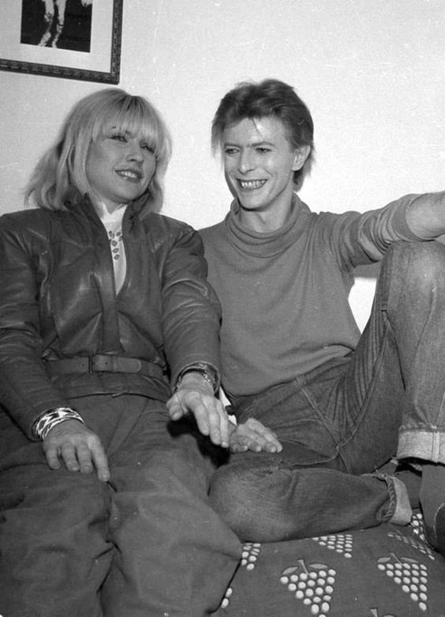 Wishing Debbie Harry a very Happy Birthday! x
