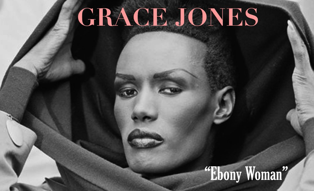 showset productions on twitter gracejones was on the covers of