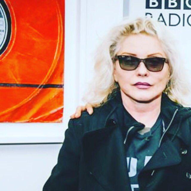 Happy Birthday to Debbie Harry
