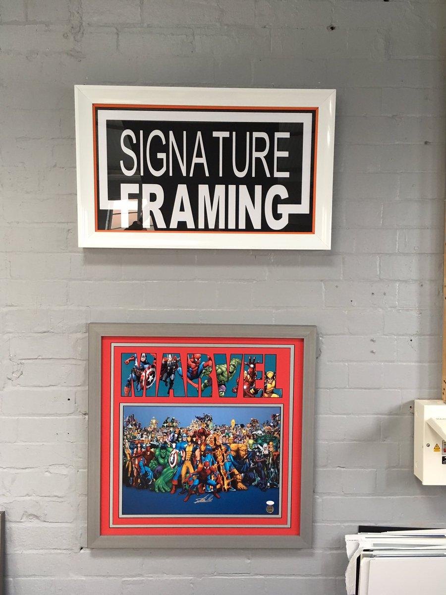 Signature Framing (@SigFraming) | Twitter