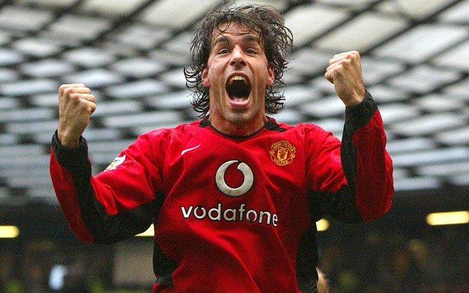Happy 41st birthday to former United forward Ruud Van Nistelrooy!