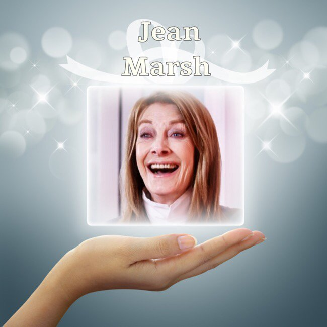 Happy Birthday Jean Marsh, Jamie Farr, Dominic Keating & Ben Roberts