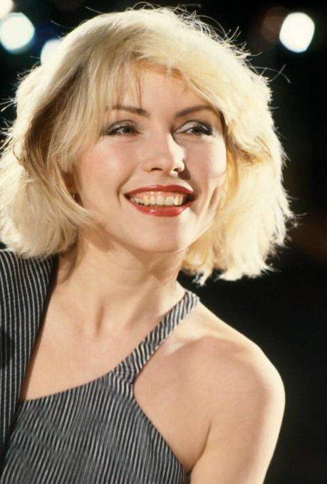Happy birthday! Debbie Harry