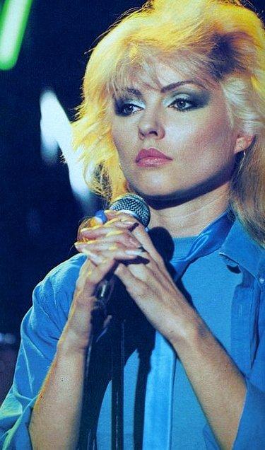 Happy Birthday Debbie Harry!!!