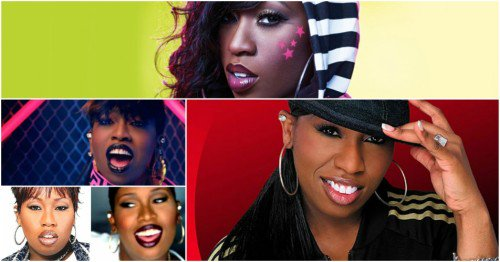 Happy Birthday to Missy Elliott (born July 1, 1971)