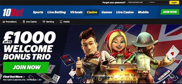 10bet website