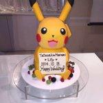 子供が見たらトラウマになる?ピカチュウのケーキをカットした姿がひどい!