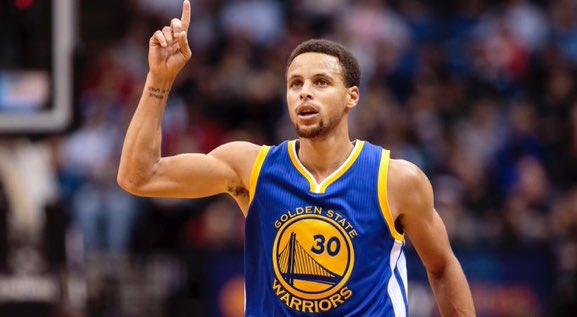 @StephenCurry30...5yr/$201M contract....had only 1 scholarship offer ! Keep sayin your prayers & grindin kids