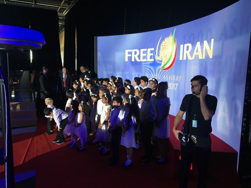 The future of Iran #FreeIranRally https://t.co/xBEmNd6cZ7
