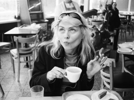 There is a little Blondie in us all. Happy Birthday Debbie Harry