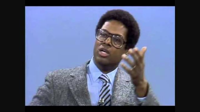 Happy 87th birthday to Dr. Thomas Sowell