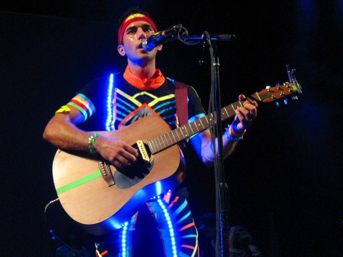 Happy Birthday to Sufjan Stevens! Thank you for being exist!