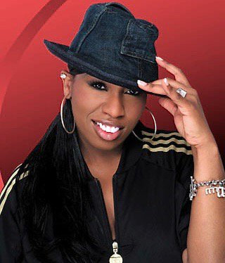 "HAPPY BIRTHDAY... MISSY ELLIOTT! ""GET UR FREAK ON\""."