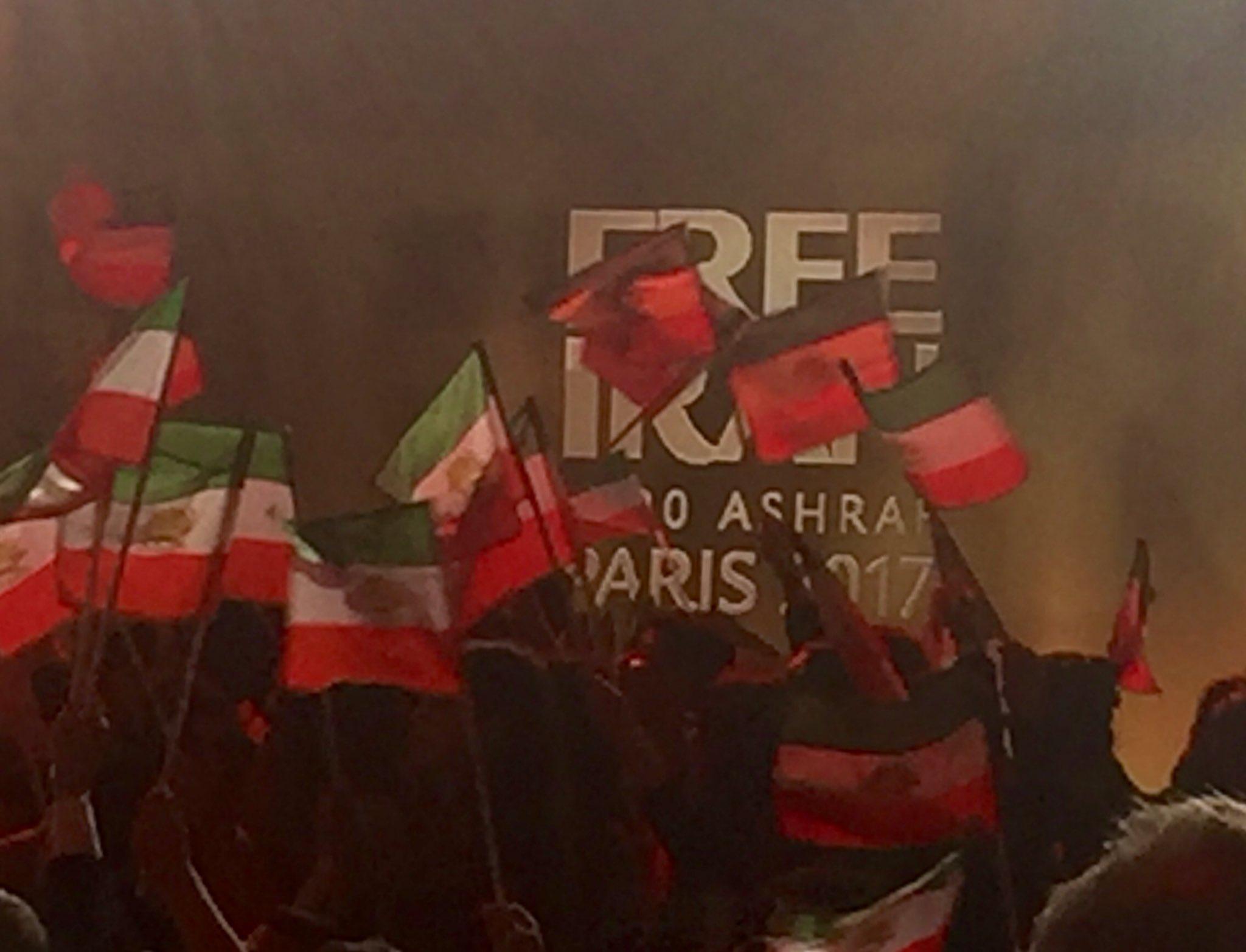 Once again I'm here for the 5th time  telling #FreeIran https://t.co/lwjpEsJ8yD